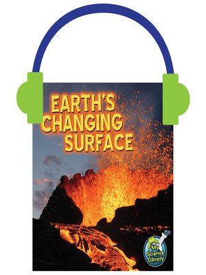 cover image of Earth's Changing Surface