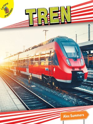 cover image of Tren (Train)