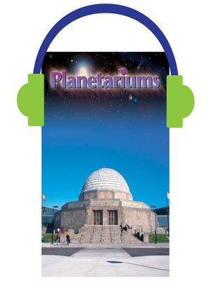 cover image of Planetariums