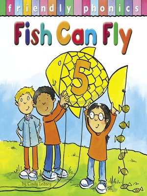 cover image of Fish Can Fly