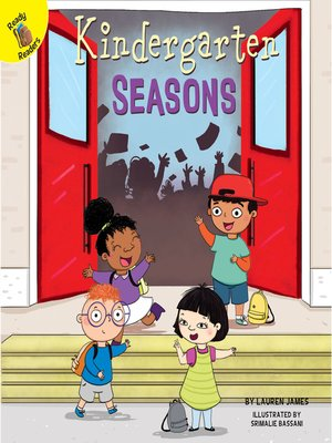cover image of Kindergarten Seasons
