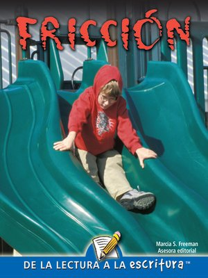 cover image of Friccion (Friction) (Spanish-Readers for Writers-Fluent)
