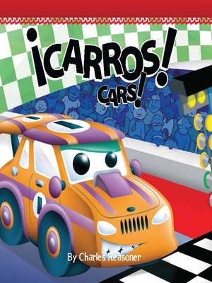 cover image of ¡Carros! (Cars)