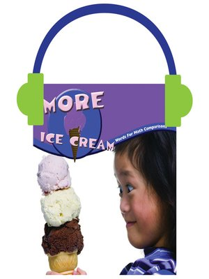 cover image of More Ice Cream