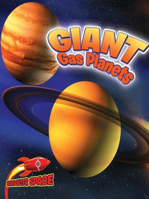 cover image of Giant Gas Planets