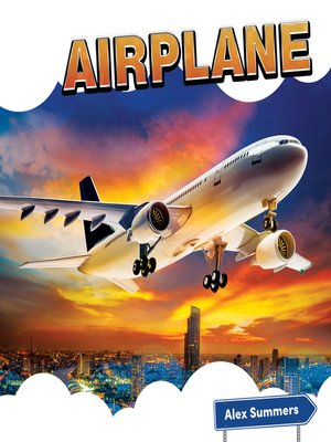 cover image of Airplane