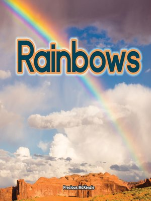 cover image of What Are Rainbows?
