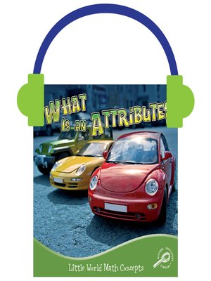 cover image of What Is an Attribute?