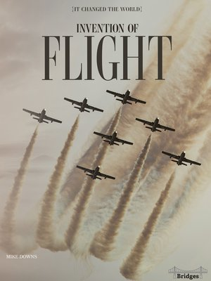 cover image of Invention of Flight