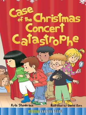 cover image of Case of the Christmas Concert Catastrophe