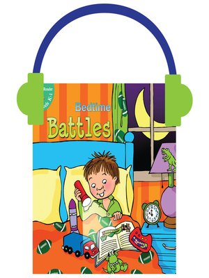 cover image of Bedtime Battles