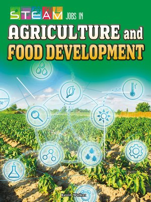cover image of STEAM Jobs in Agriculture and Food Development