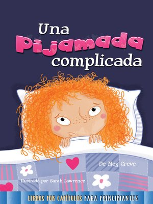 cover image of Una pijamada difícil