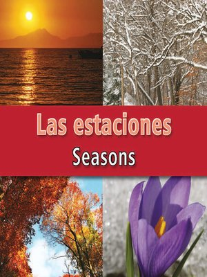 cover image of Las Estaciones (Seasons)