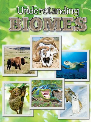 cover image of Understanding Biomes