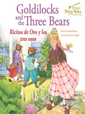 cover image of Bilingual Fairy Tales Goldilocks and the Three Bears