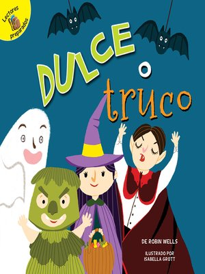 cover image of Dulce o truco (Trick or Treat)
