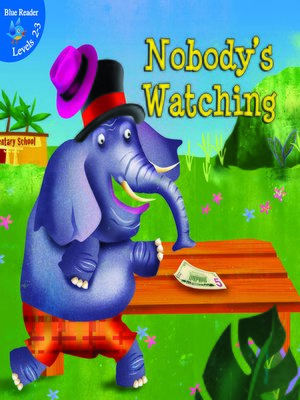cover image of Nobody's Watching