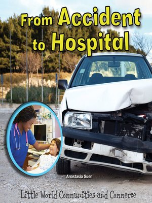cover image of From Accident to Hospital