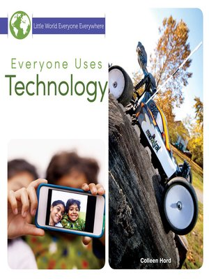 cover image of Everyone Uses Technology