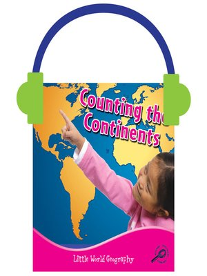 cover image of Counting the Continents