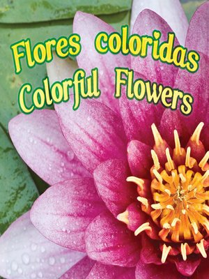 cover image of Flores Coloridas (Colorful Flowers)