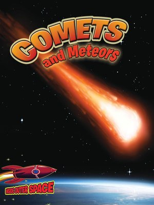 cover image of Comets and Meteors
