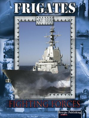 cover image of Frigates at Sea