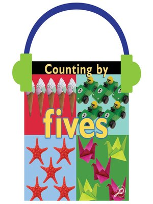 cover image of Counting By: Fives