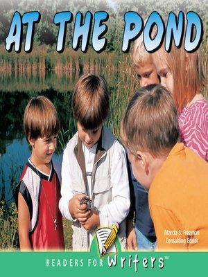 cover image of At the Pond