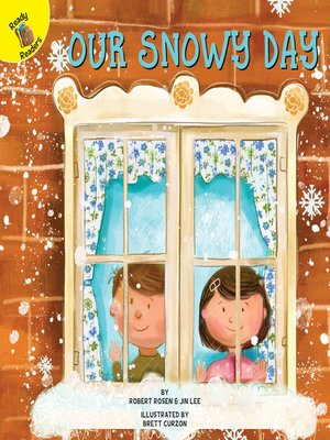 cover image of Our Snowy Day