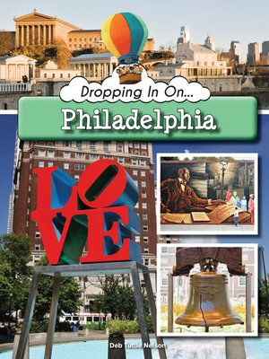 cover image of Dropping In On Philadelphia