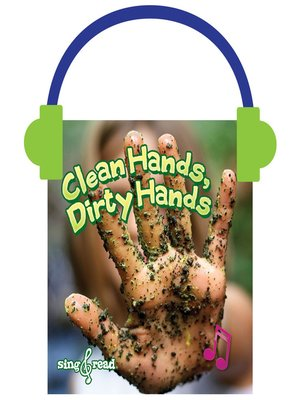 cover image of Clean Hands, Dirty Hands