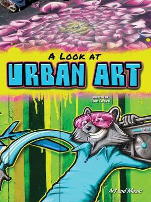 cover image of A Look at Urban Art