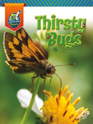 cover image of Thirsty Bugs