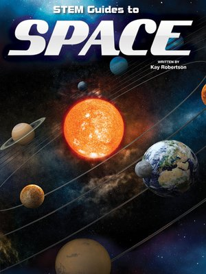 cover image of STEM Guides to Space