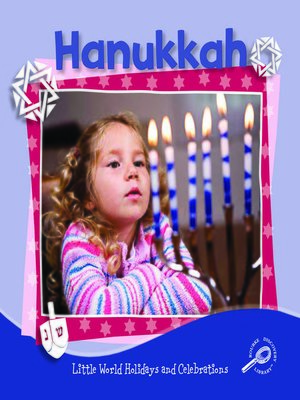 cover image of Hanukkah