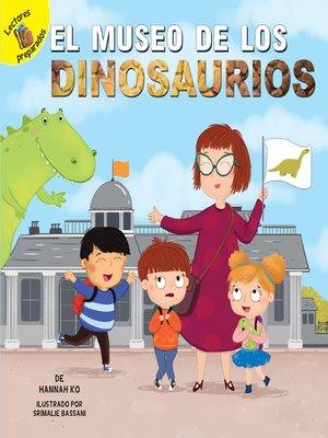 cover image of El museo de los dinosaurios