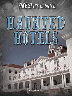 cover image of Haunted Hotels