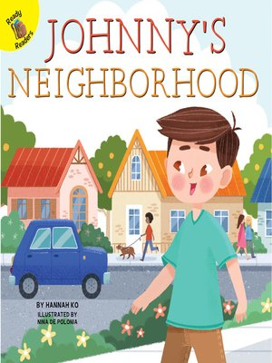 cover image of Jonny's Neighborhood