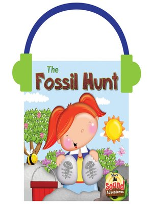 cover image of The Fossil Hunt
