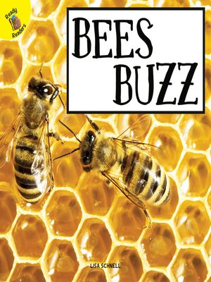 cover image of Bees Buzz
