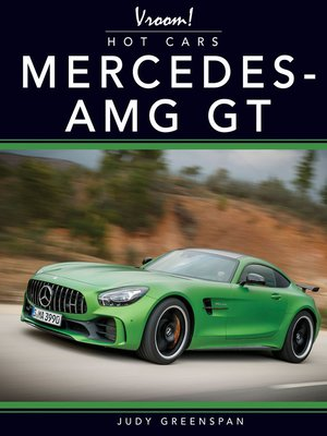 cover image of Mercedes AMG-GT