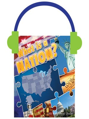 cover image of What Is a Nation?