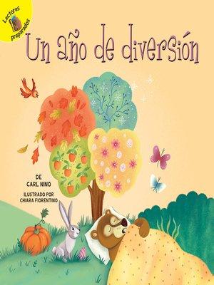 cover image of Un año de diversión