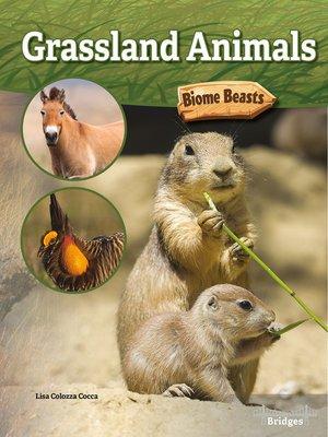 cover image of Grassland Animals