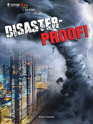 cover image of Disaster-proof!