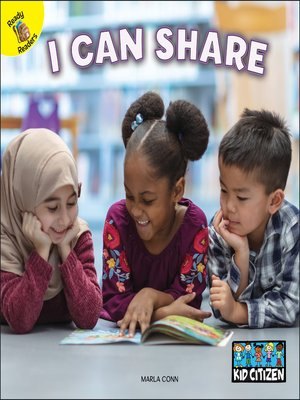 cover image of I Can Share