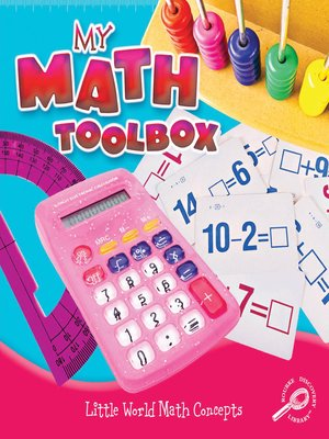 cover image of My Math Toolbox