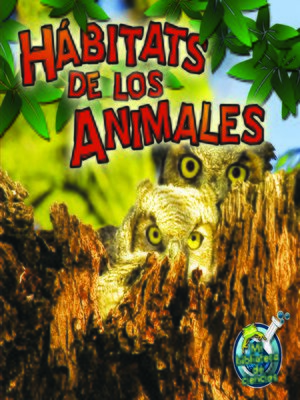 cover image of Hábitats de los animales